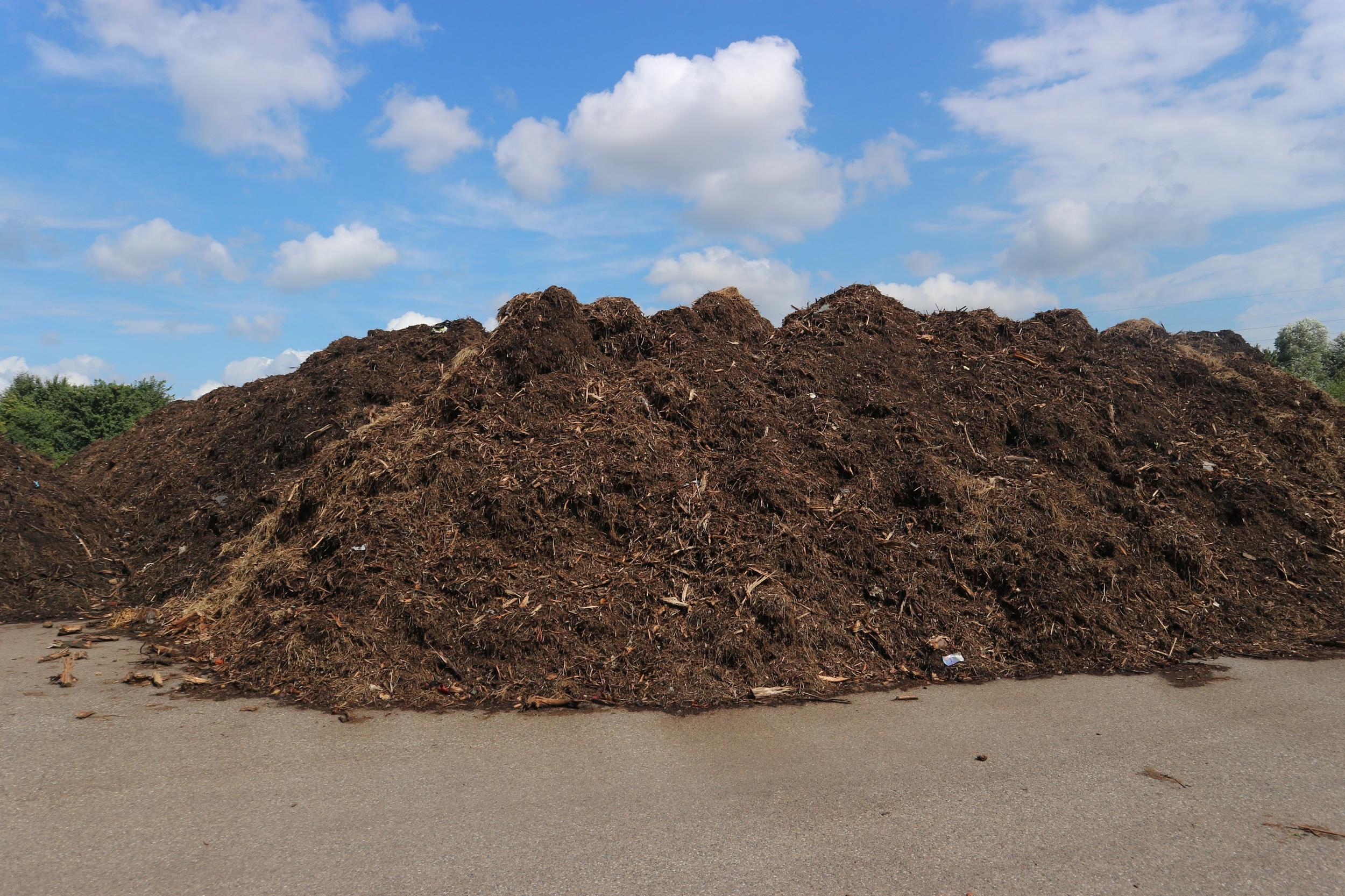 Från matrester till biogas och biogödsel
